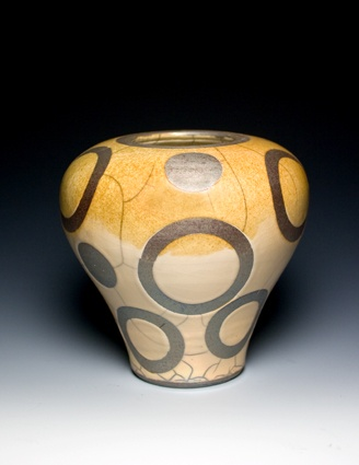 Golden Raku Pottery Gallery Part II -